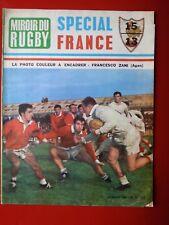 1964 miroir du rugby n°32 FRANCE ROUMANIE NARBONNE LE DROOF NOUVELLE ZELANDE