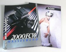 Hasselblad 2000Fcw And The System Book