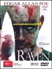 The RAVEN (Edgar Allan POE Jillian SWANSON) Cult HORROR Ulli LOMMEL Film DVD NEW