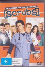 scrubs season 6 (4 dvd set)