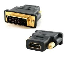 Gold Plated HDMI Female to DVI-D Male Video Adapter ( 24+1 to HDMI )