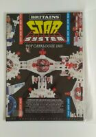 VINTAGE 1985 BRITAINS STAR SYSTEM TOY CATALOGUE retro 1980s UK Toy