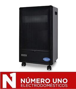 Estufa de Gas Orbegozo HBF 90 tecnología llama azul , 4200 W