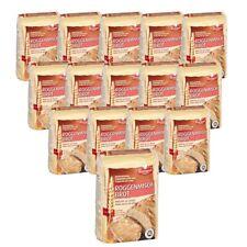 BIELMEIER KÜCHENMEISTER Brotbackmischung Roggenmischbrot 15 Stück á 500 g made i
