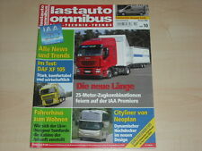 59634) DAF XF 105 - Neoplan Cityliner - Lastauto Omnibus 10/2006