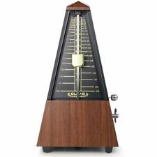 Gleam Metronome - Mechanical for Musicians with Free Bag Teak