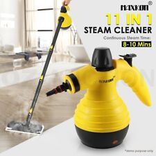 Portable 1050w Handheld Handy Steam Cleaner Mop Floor Steamer Washer Pressure