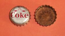 Coke Caps Hockey 1965-66 Crossed Sticks Player J. laperrriere send in contest