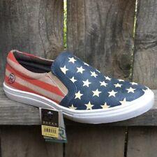 Roper Slip On Shoe Womens Size 8.5 American Beauty