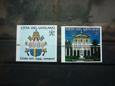 Vatikan 2 Automatenmarken aus 2000 ** Michelwert 3,00 €