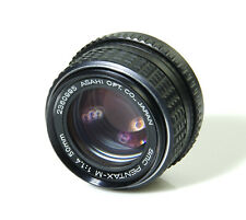 OBJECTIF PENTAX K : SMC PENTAX-M 1,4/ 50mm PENTAX K PENTAX K1000 KX KM MX ME LX