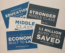 2012 Barack Obama Convention Posters - Set of Five Different