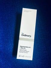 THE ORDINARY Niacinamide 10% + Zinc 1% High Strength Vitamin Serum 30ml