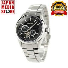 Citizen Mechanical NP1010-51E Automatic Watch Sapphire Glass 100% Genuine JAPAN