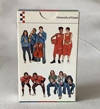 BN Essex University England 2009 Pack of Promotional Playing Card Sealed Unused