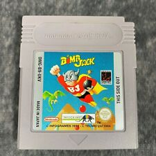 Bomb Jack Nintendo Game Boy Color Advance Game Cart Only Genuine