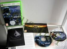 HALO 3 ODST, XBOX 360, MICROSOFT, EURO, UK, PAL, COMPLETO, EXCELLENT CONDITION !