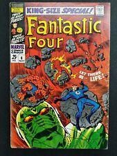 Fantastic Four Annual #6 (1968) 1st app Franklin Richards | 1st app Annihilus
