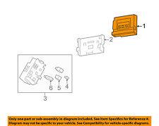 GM OEM-Body Control Module 13586273