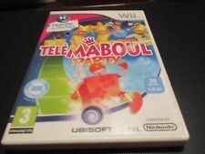 """JEU WII """"TELE MABOUL PARTY"""" Edition Francaise"""