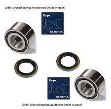 2 KOYO Front Wheel Hub Bearing&Seal Set for LEXUS SC430 02-10 TOYOTA Supra 87-98