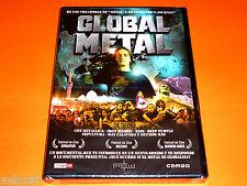 GLOBAL METAL - Sam Dunn / Scot McFadyen - English / Subt.Español - Precintada