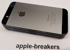 Original Apple Iphone 5S Weltall Grau Hinten Gehäuse Housing Cover mit Teile