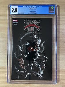 King In Black #1 (2021 Marvel Comics) Gabriele Dell Otto Variant CGC 9.8