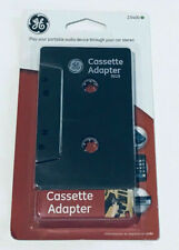 Ge Car Cassette Tape Adapter Converter for Mp3 iPhone iPad Android New