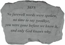 Kay Berry Inc Son-No Farewell Words, Multi Color New