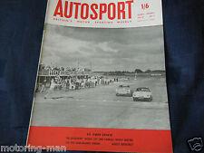 Snetterton WORLD CUP 1960 Lotus Elite Graham Warner LOV 1 WIM sondaggio PORSCHE S90