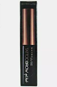🌷🌷🌷MAYBELLINE TATTOO BROW GEL TINT 🌷LIGHT BROWN🌷🌷🌷