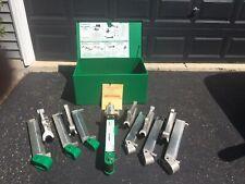 Greenlee 882cb Hydraulic Bender