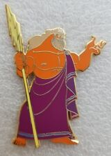 Fantasy Disney Pin. Zeus from Hercules.  LE 50