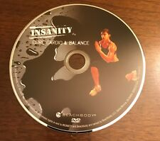 Beachbody Insanity: Core Cardio & Balance Replacement Disc