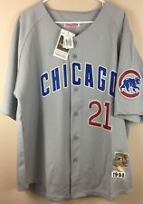 Sammy Sosa Authentic 1998 Mitchell & Ness Chicago Cubs Jersey Size 48 (XL)