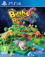 Birthdays The Beginning PS4 Playstation 4 IT IMPORT NIS AMERICA