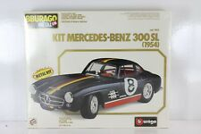 BBURAGO DIE-CAST METAL KIT 1/18 KIT MERCEDES BENZ 300SL 1954 BURAGO 7013