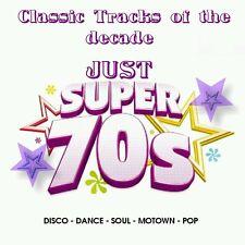 JUST SUPER 70'S A 20 MP3 ALBUM COLLECTION