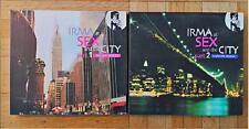 IRMA at SEX and the CITY Part 1+2 = Zeb/Gazzara/Ohm Guru...=4CD= groovesDELUXE!