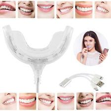 Teeth Whitening Kit 16 LED Sonic Light 15 Treatments - Hi Pearly White Smile AU