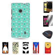For Nokia Lumia 521 Multicolor Hard Plastic Accessory Design Cover Case