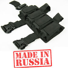 Russian Grenade hip Pouch Case belt molle pals Paintball airsoft bag