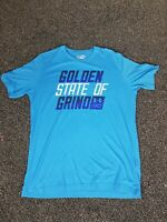 Under Armour Men's Stephen Curry Golden State of Grind T-Shirt Size Medium Loose