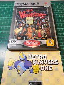 Sony Ps2 The warriors platinum videogame