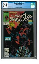 Amazing Spider-Man #310 (1988) Todd McFarlane Cover CGC 9.4 White Pages FF129