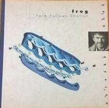 Frog Form Follows Emotion (The Cutting Edge) - Fay Sweet (Thames & Hudson) Ca