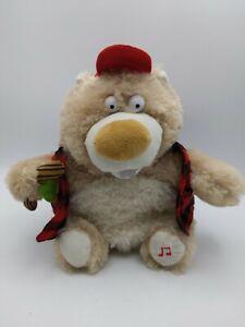 """Cuddle Barn Woodchuck Chuck 11"""" Plush"""