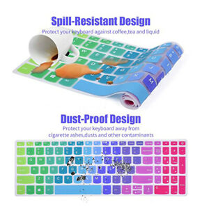 15.6 inch Notebook Laptop Laptop Protector Keyboard Stickers Keyboard Covers