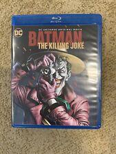 Batman: The Killing Joke (Blu-ray/DVD, 2016)
